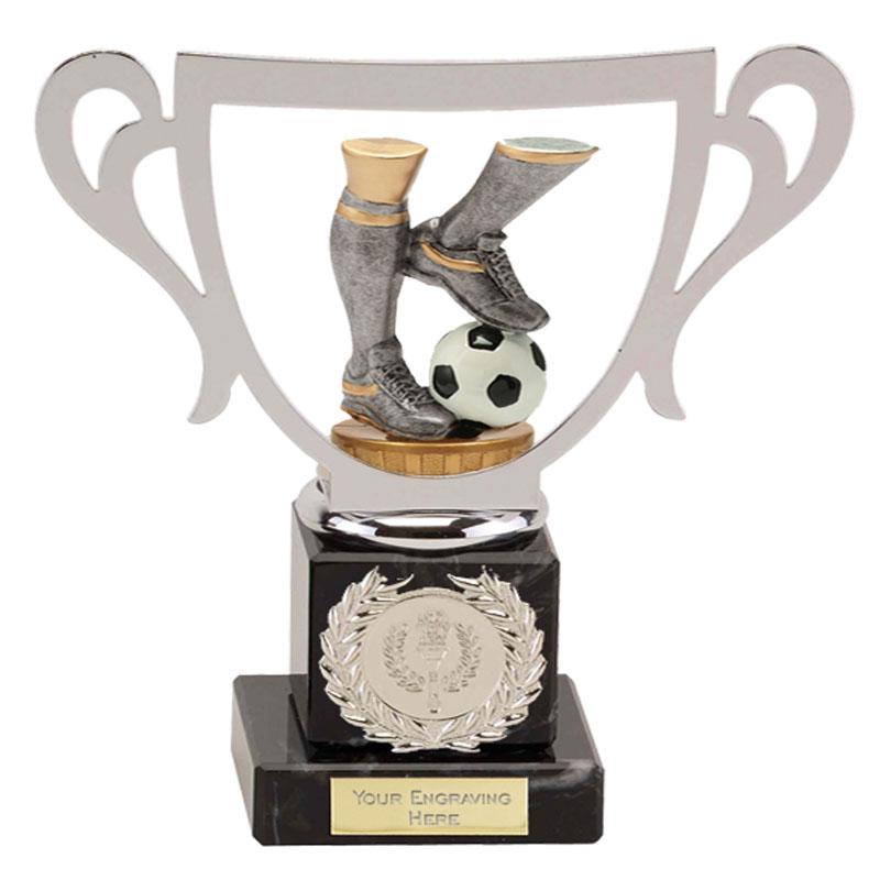 19cm Football Legs Figure on Football Galaxy Award