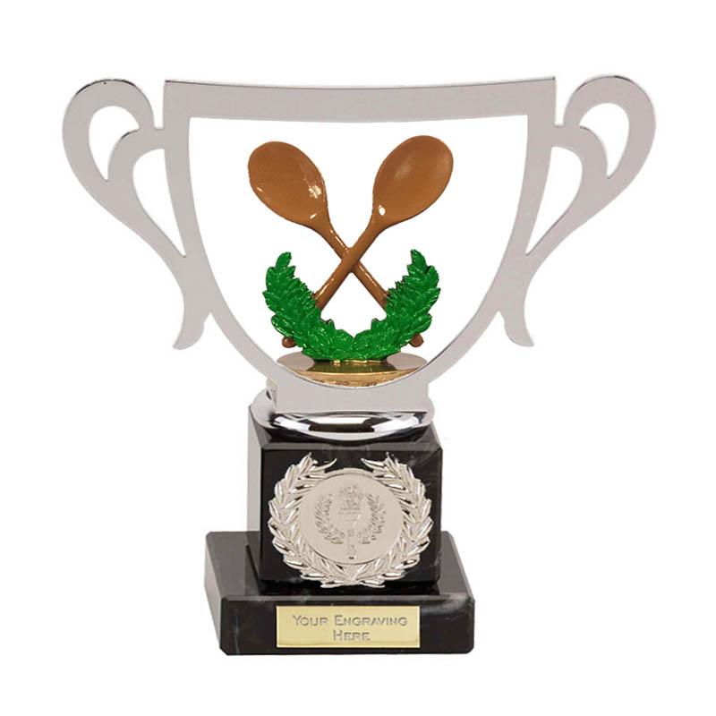 19cm Wooden Spoon Figure on Galaxy Award