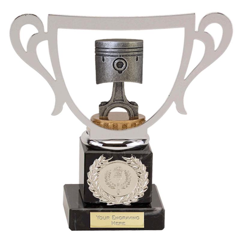 19cm Piston Figure on Motorsports Galaxy Award