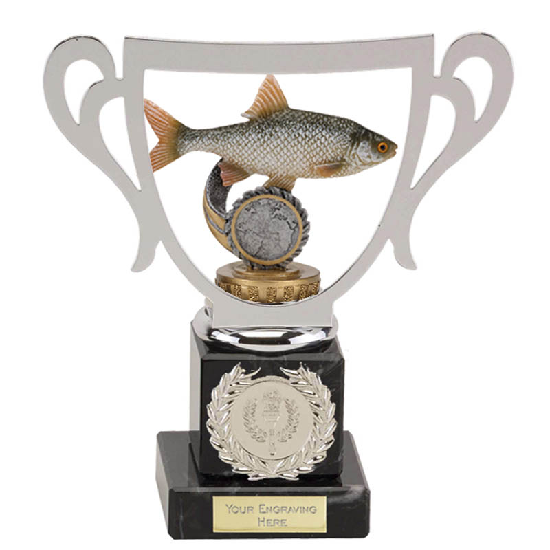 19cm Fish Roach Figure on Fishing Galaxy Award