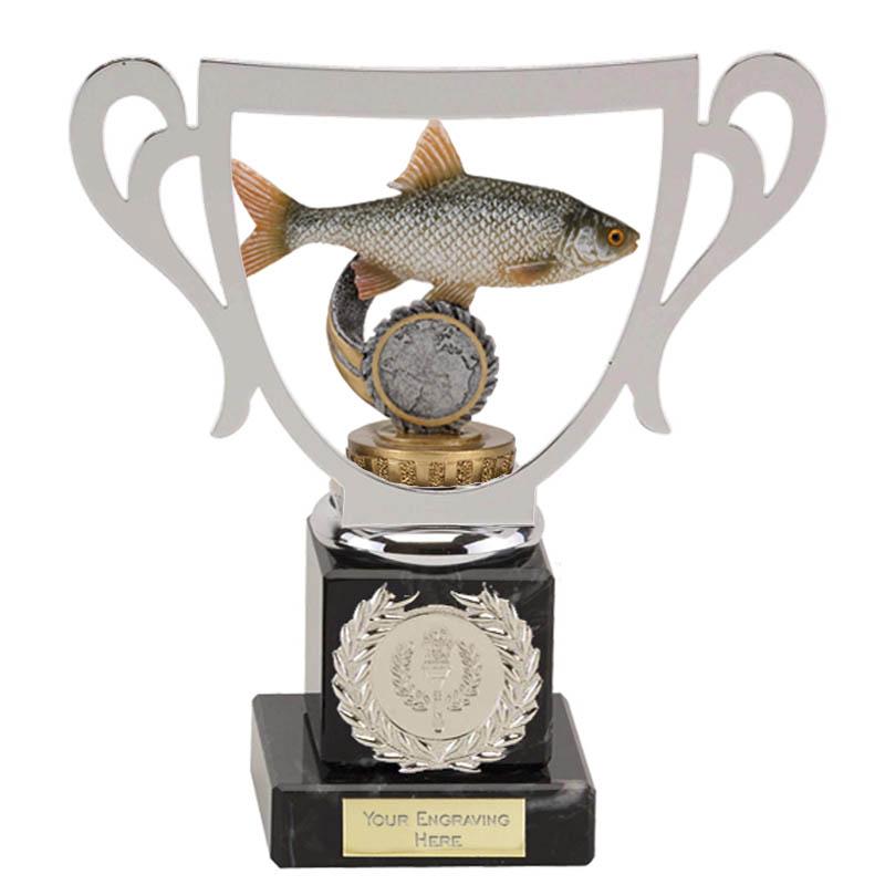 19cm Fish Roach Figure on Fishing Galaxy Award