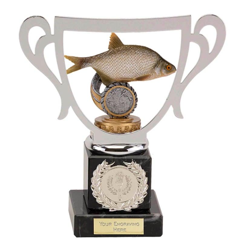19cm Fish Bream Figure On Fishing Galaxy Award