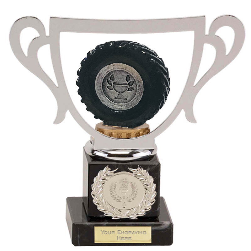 19cm Tractor Tyre Figure on Tractor Galaxy Award
