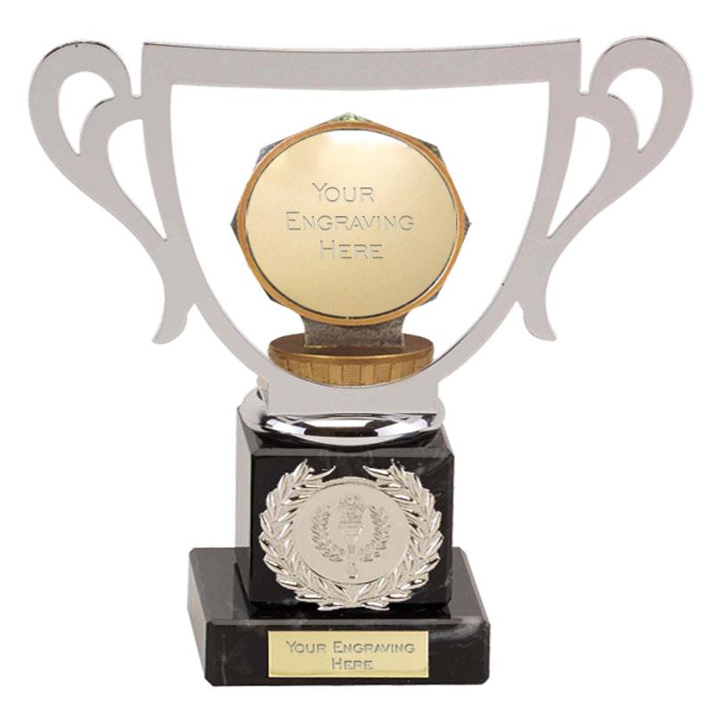 19cm Centre Holder Figure on Galaxy Award