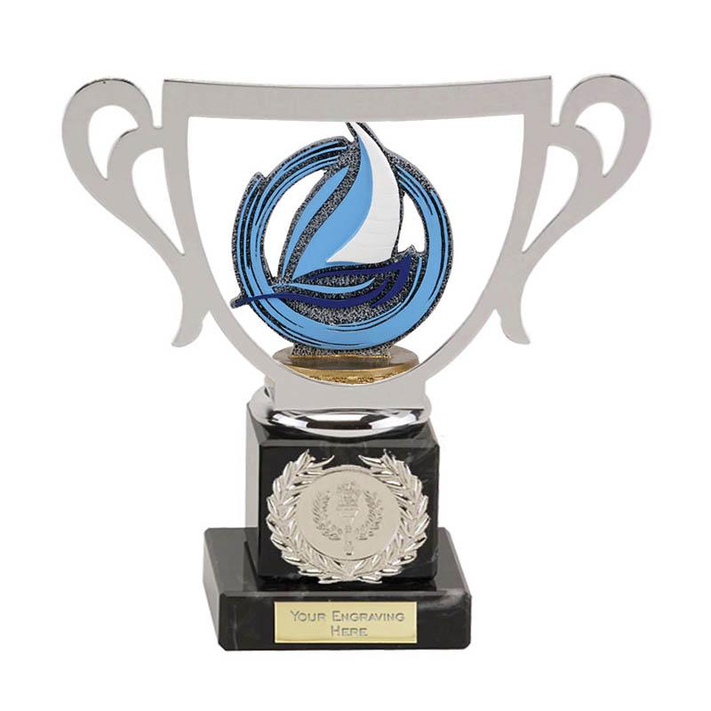 19cm Sailing Figure on Sailing Galaxy Award