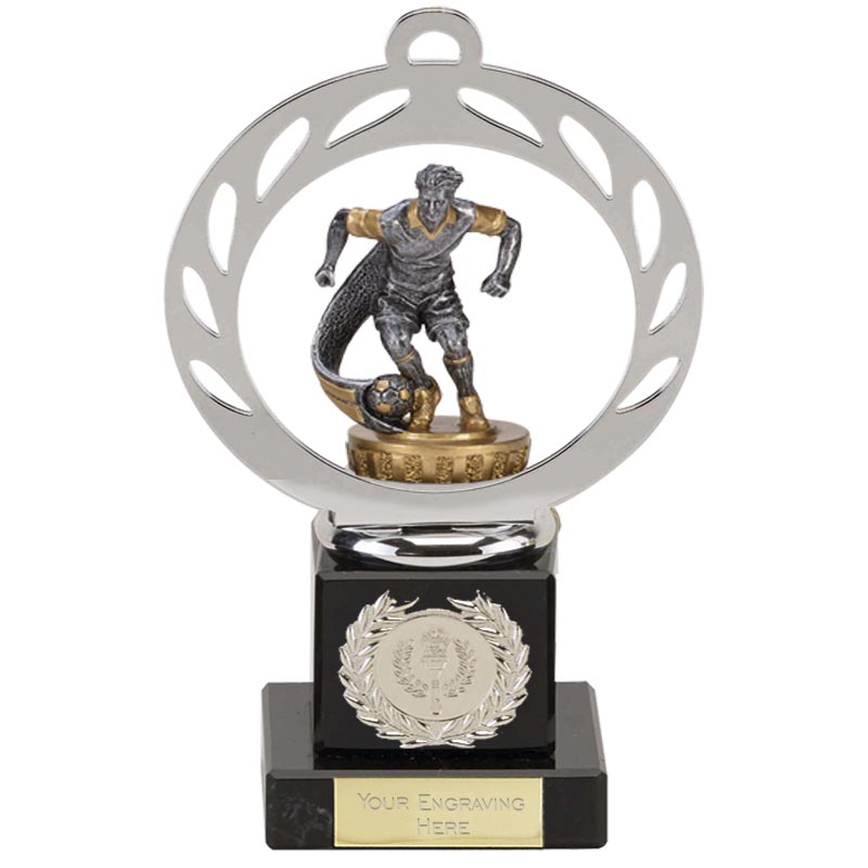 21cm Football Player Figure on Football Galaxy Award