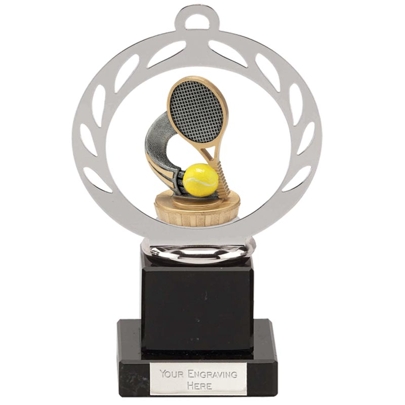 21cm Tennis Figure On Galaxy Award