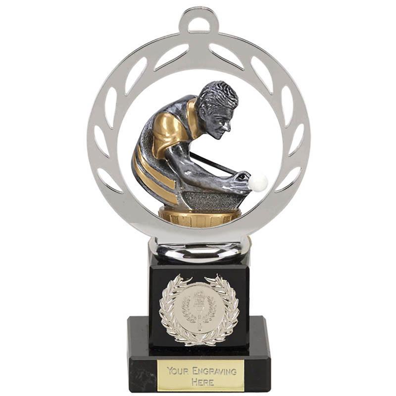 21cm Snooker/Pool Figure on Snooker & Pool Galaxy Award