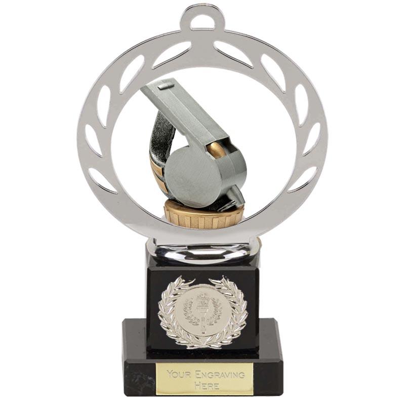 21cm Whistle Figure On Galaxy Award