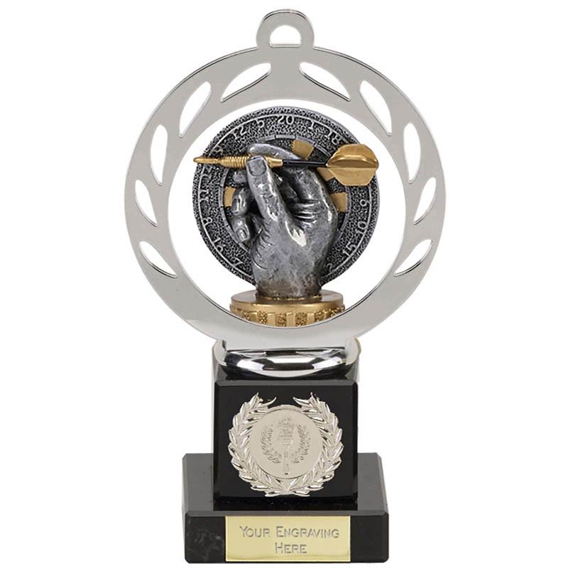 21cm Darts Figure On Galaxy Award