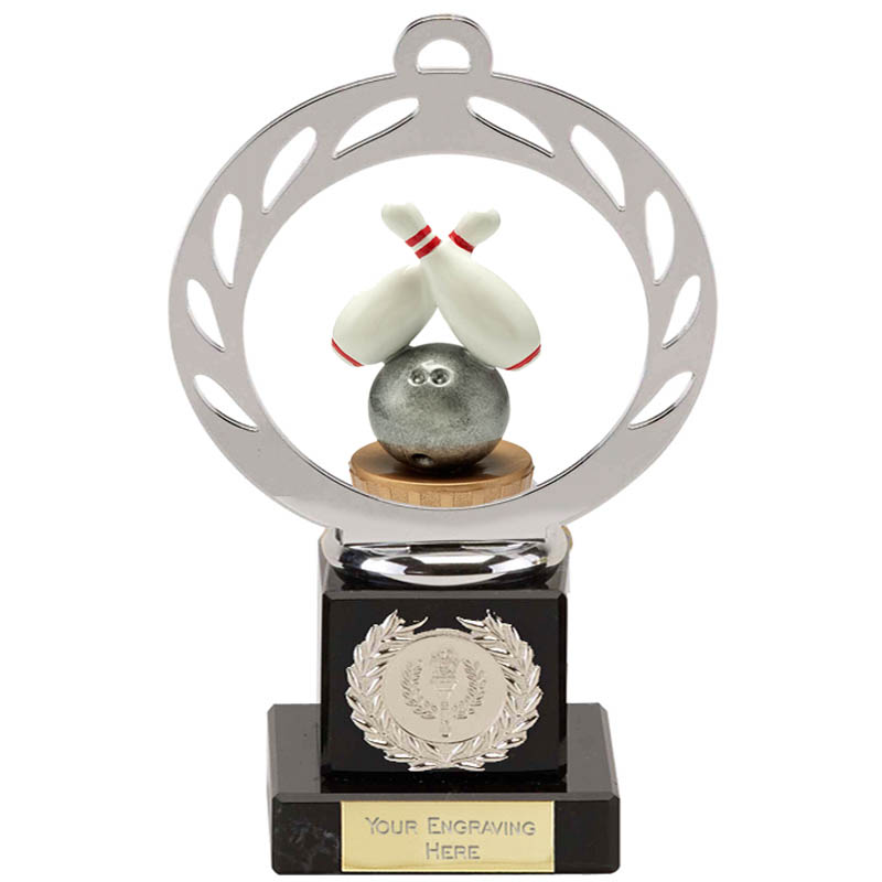 21cm Ten Pin Bowling Figure on Galaxy Award