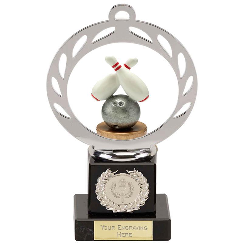 21cm Ten Pin Bowling Figure on Bowling Galaxy Award