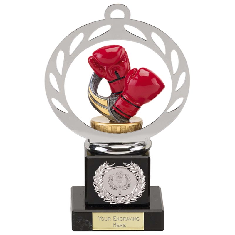 21cm Boxing Figure on Boxing Galaxy Award