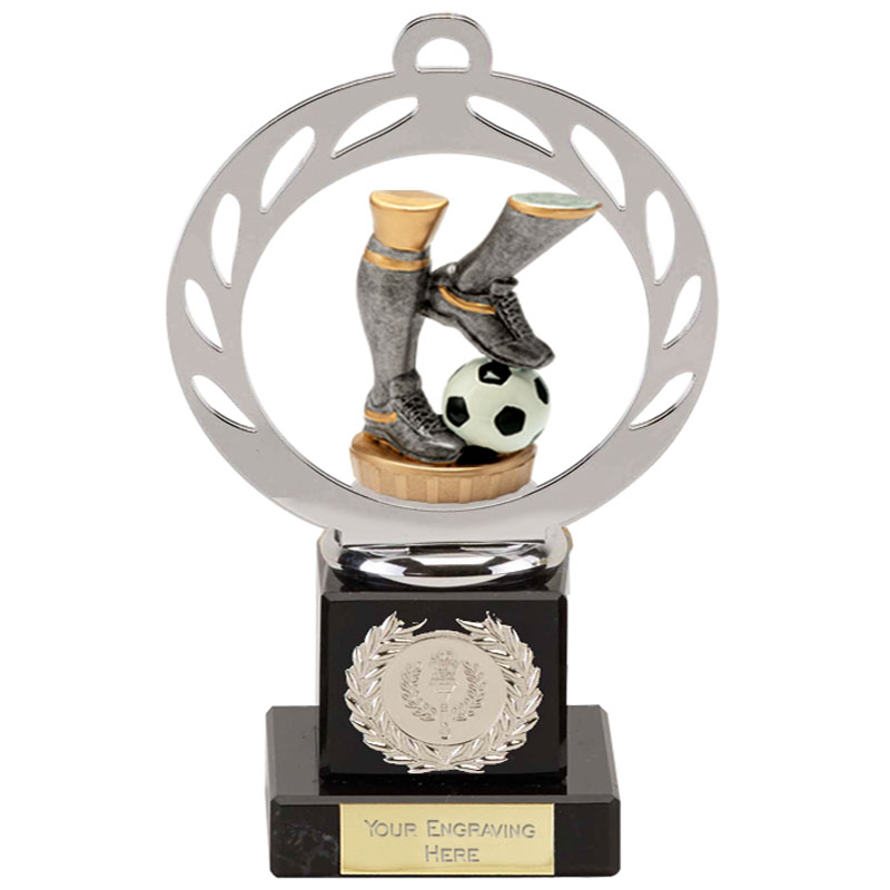 21cm Football Legs Figure On Galaxy Award