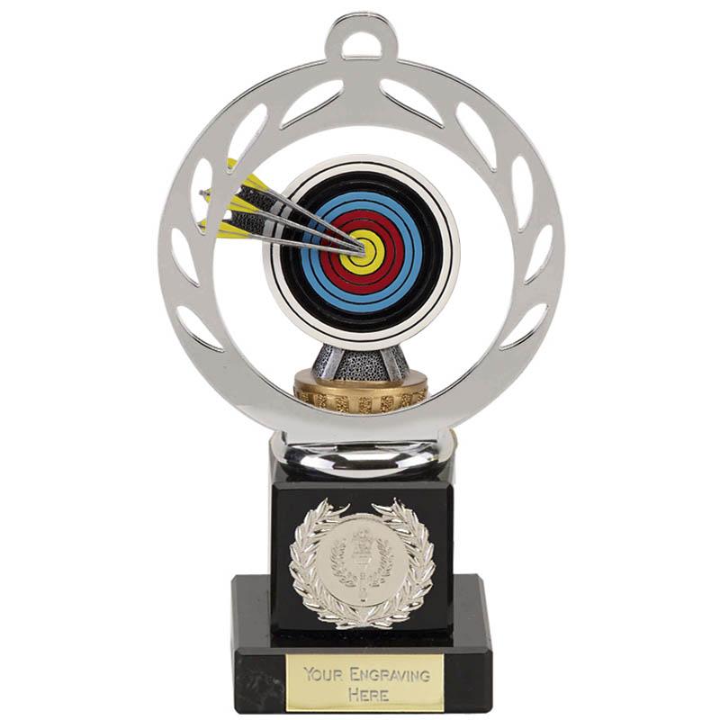 21cm Achery Figure On Galaxy Award