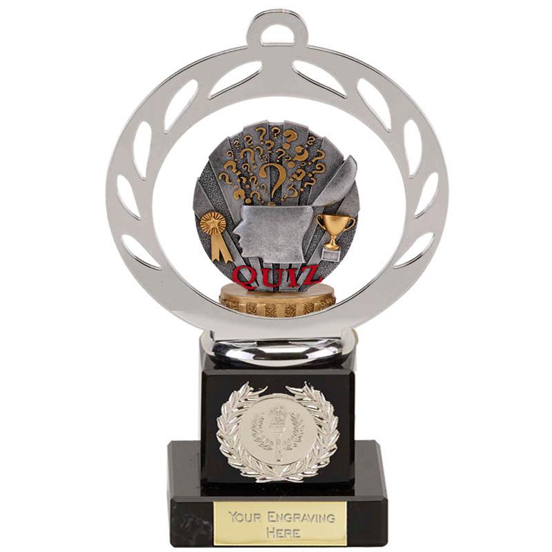 21cm Quiz Figure on School Galaxy Award