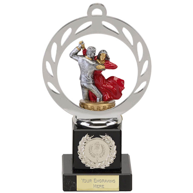 21cm Ballroom Dancing Figure on Dance Galaxy Award
