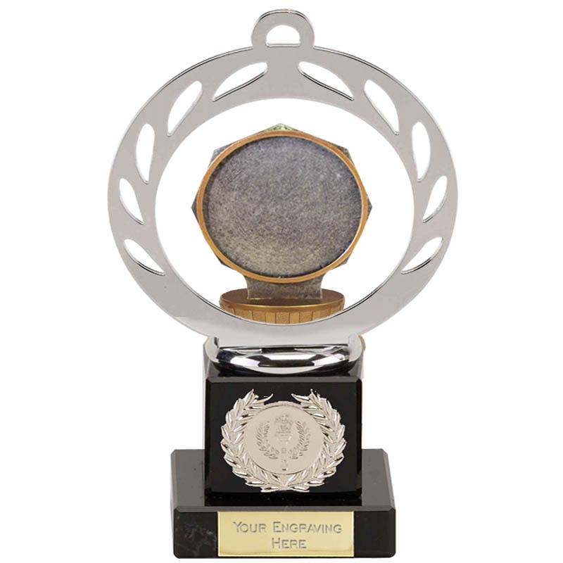 21cm 50mm Centre Holder Figure On Galaxy Award