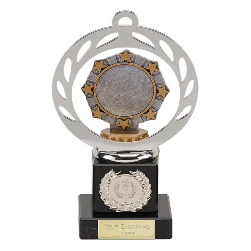 21cm Worlds Best centre Figure on Galaxy Award