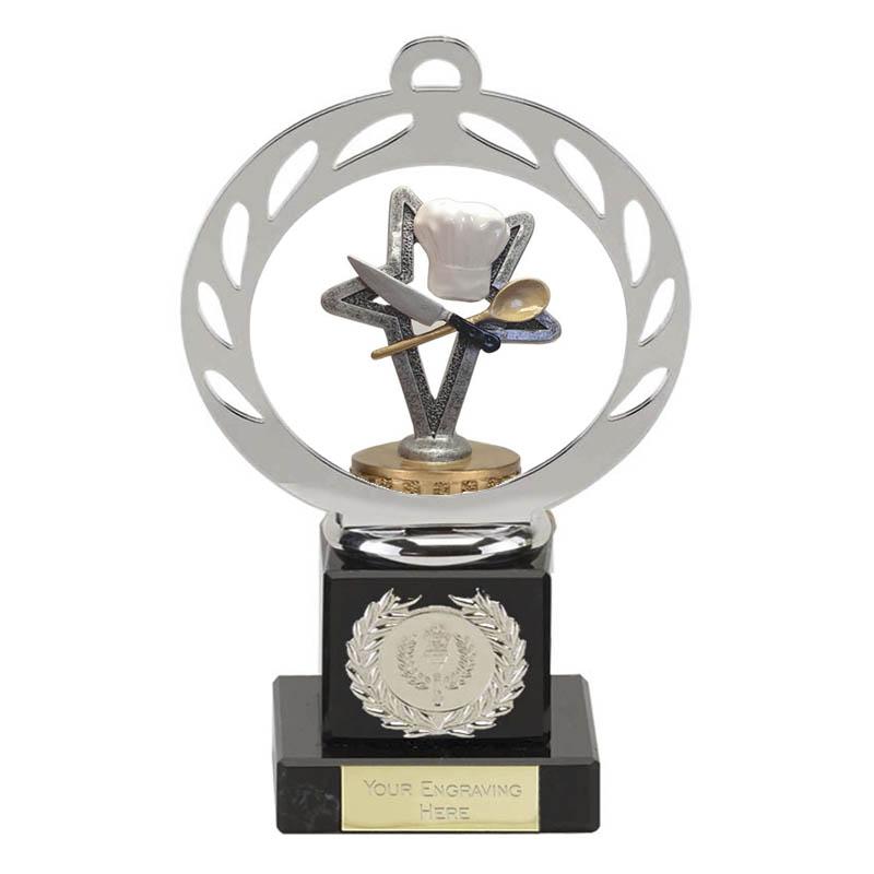 21cm Cookery Figure On School Galaxy Award
