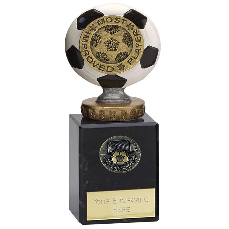 Most Improved Player Football Celebration Award