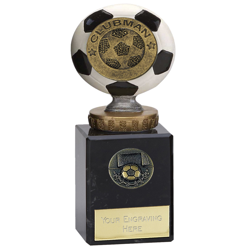 6 Inch Clubman Football Celebration Award