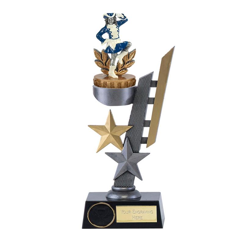 24cm Majorette Figure on Music Arena Award