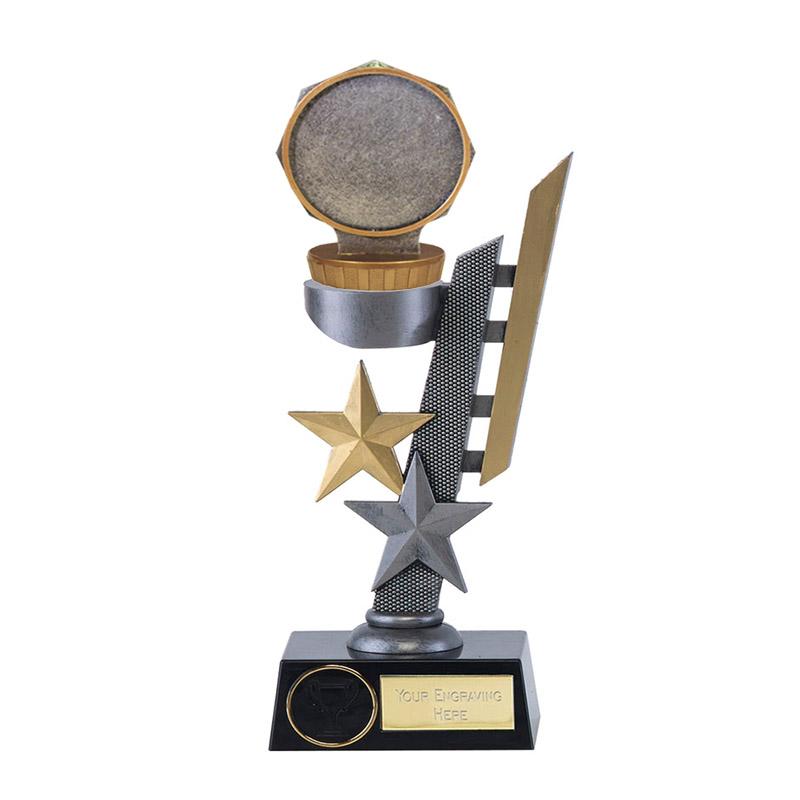 24cm 50mm Centre Holder Figure On Arena Award