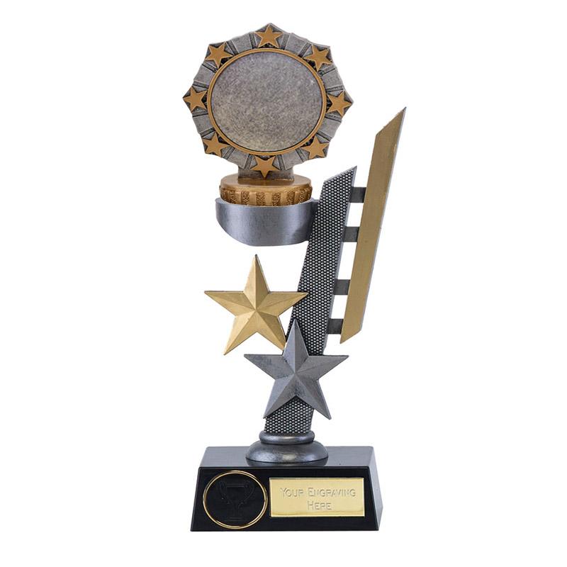 24cm Worlds Best centre Figure on Arena Award