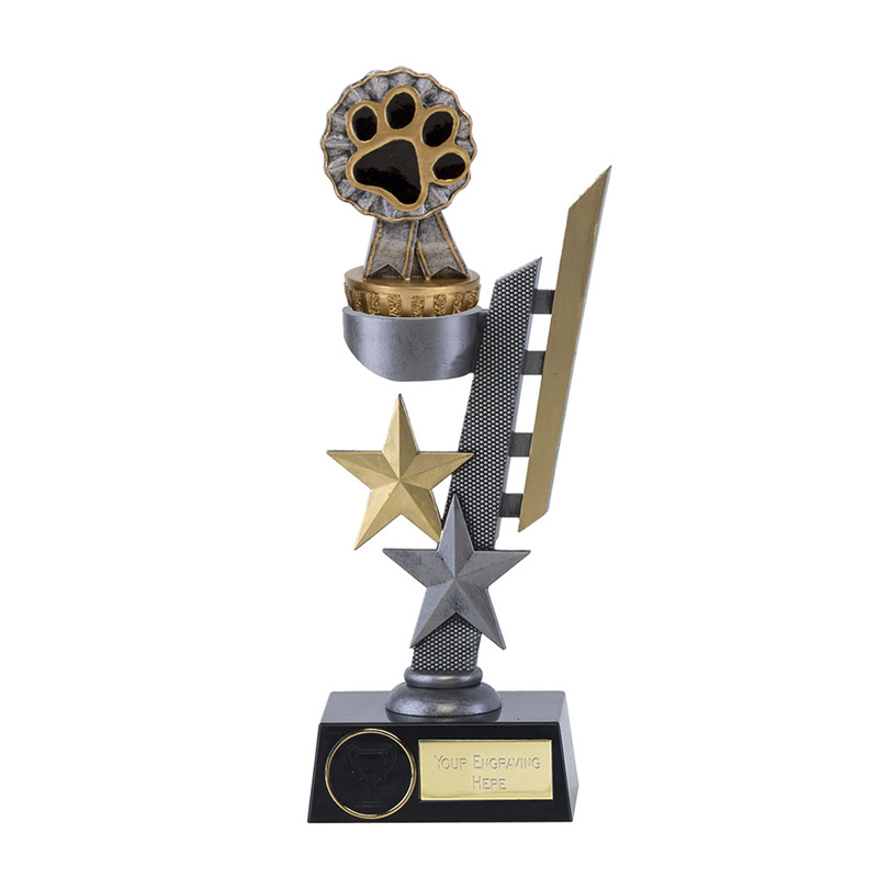 28cm Dogs & Cats Figure on Pets Arena Award