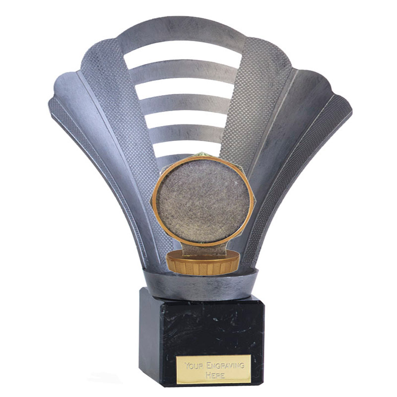 8 Inch Centre Holder Figure on Football Arena Award