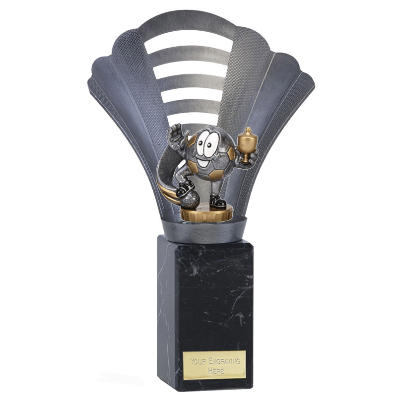 10 Inch Football Character Figure on Football Arena Award