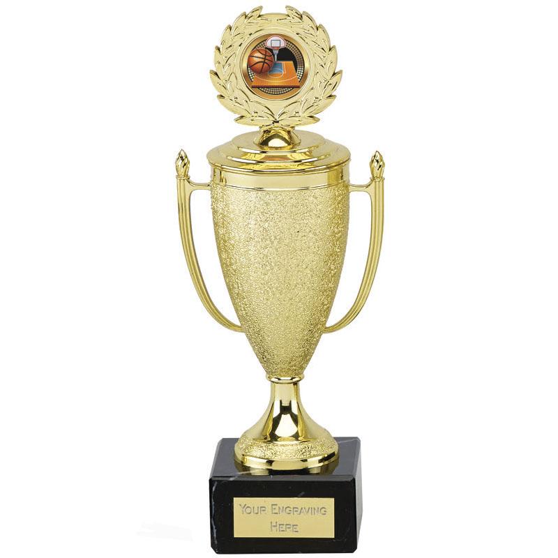 Golden Centre Holder Lid Churchill Award