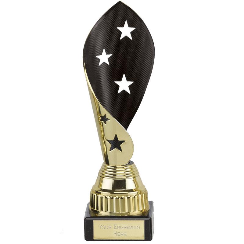 Black & Gold Star Twist Festival Award