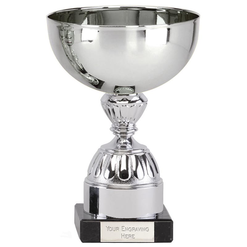 8 Inch Wide Bowl Ensign Trophy Cup
