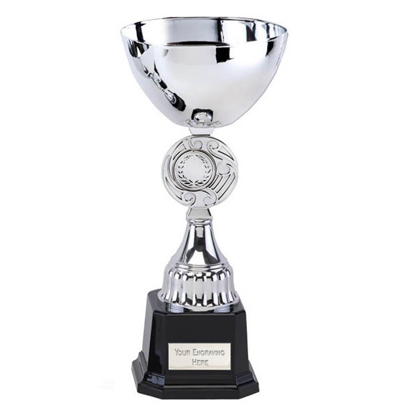 10 Inch Centre Disc Stem Jupiter Trophy Cup