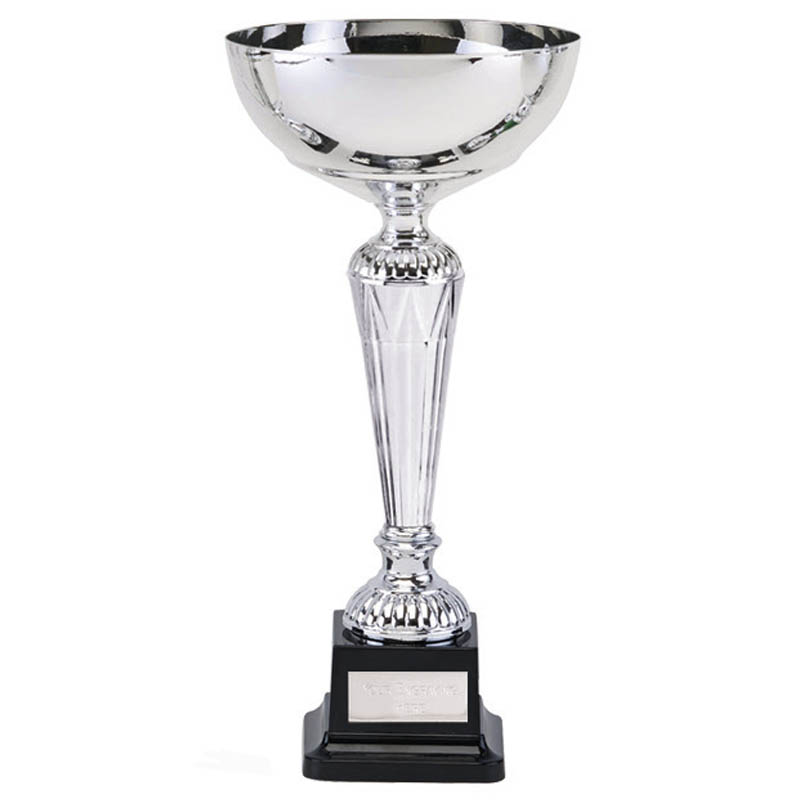 10 Inch Tall Stem Raven Trophy Cup