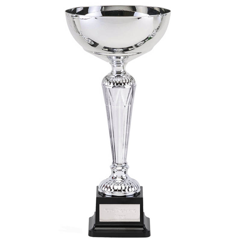 13 Inch Tall Stem Raven Trophy Cup