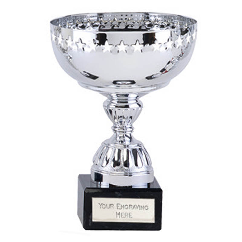 6 Inch Star Rim Cup Vision Trophy Cup