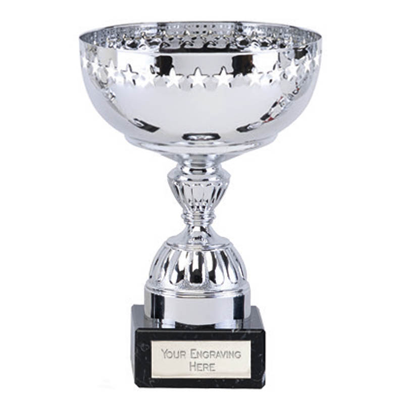 7 Inch Star Rim Cup Vision Trophy Cup