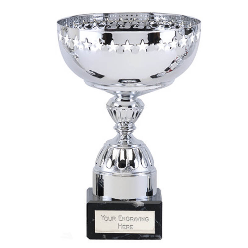 8 Inch Star Rim Cup Vision Trophy Cup