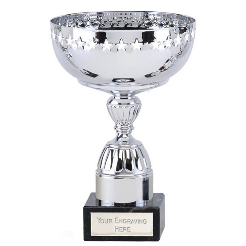 9 Inch Star Rim Cup Vision Trophy Cup
