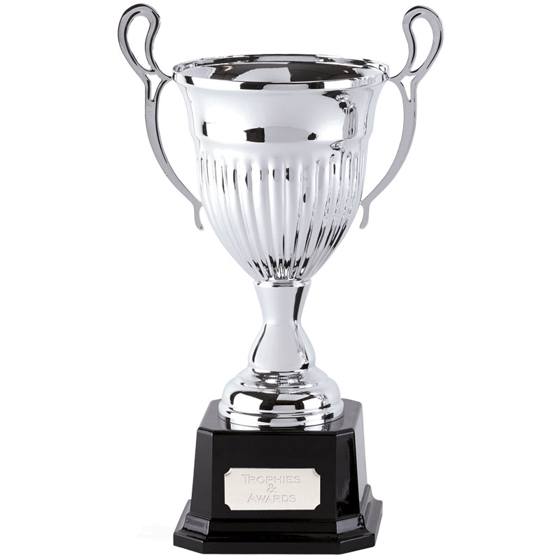 18 Inch Textured Cup with Heavyweight Base Cosmic Trophy Cup