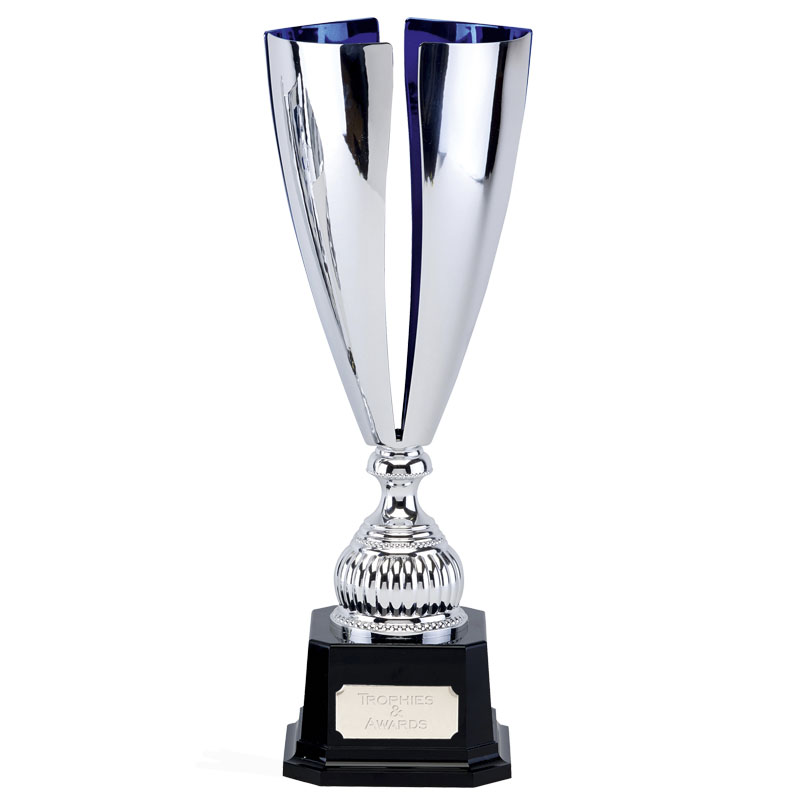 18 Inch Split Cup with Heavyweight Base Monza Trophy Cup