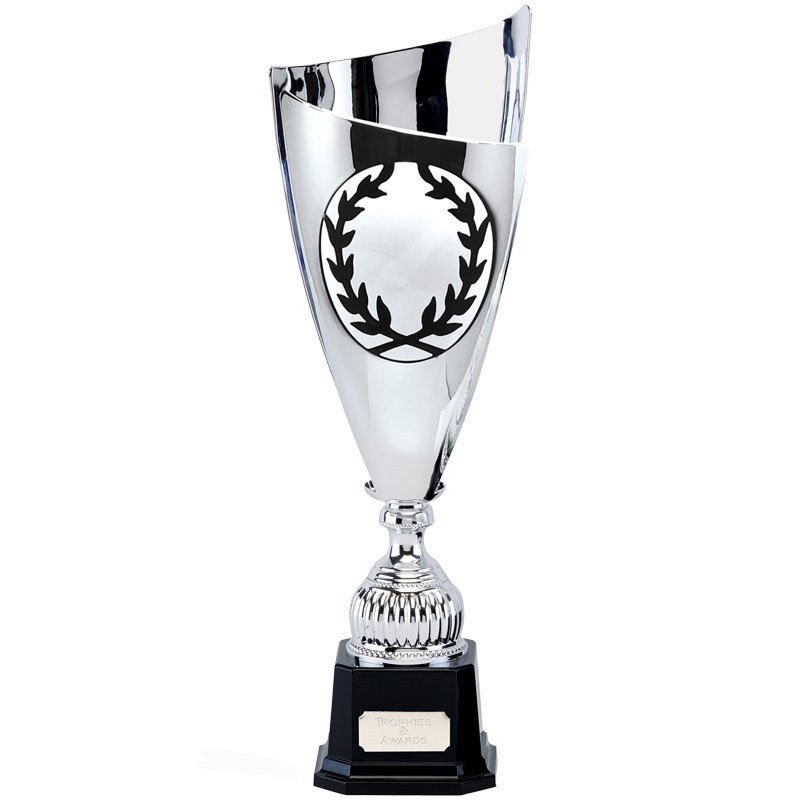 15 Inch Laurel Wreath Design Cup Eminent Trophy Cup