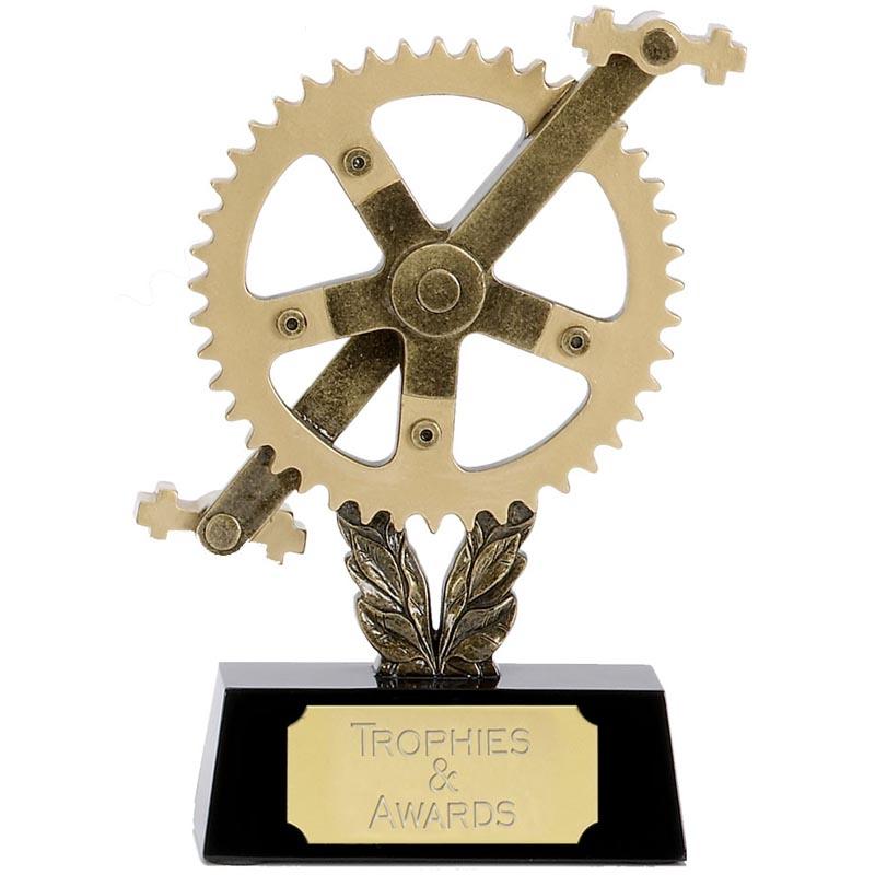 6 Inch Bicycle Wheel Cycling Award