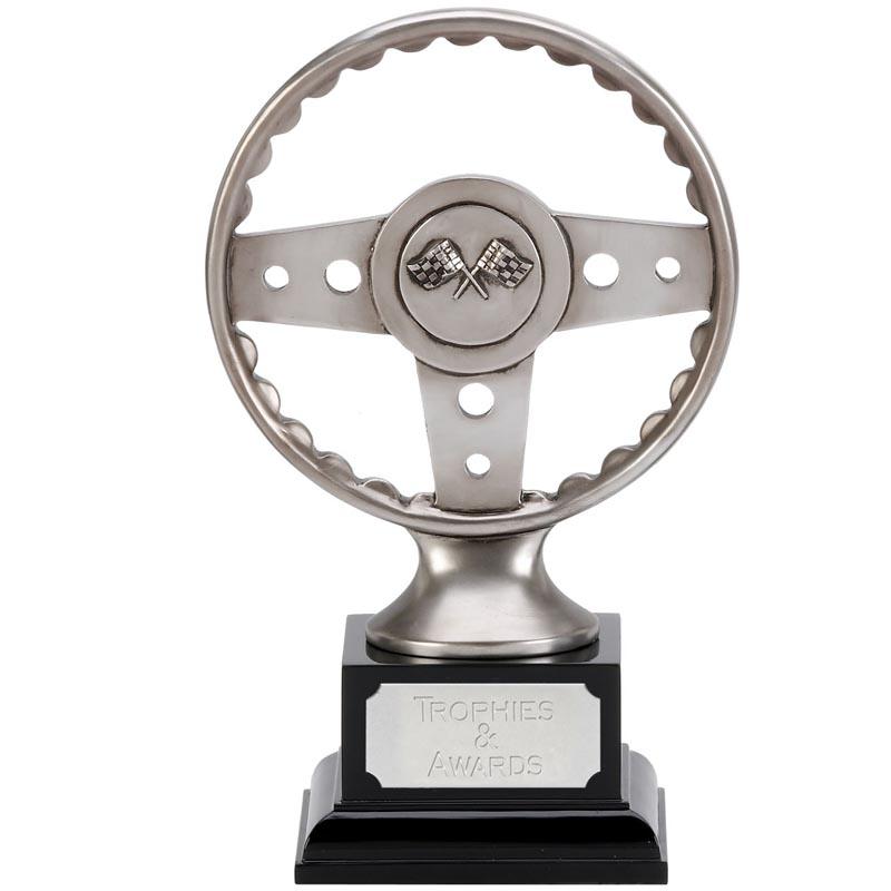6 Inch Steering Wheel Motorsport Award