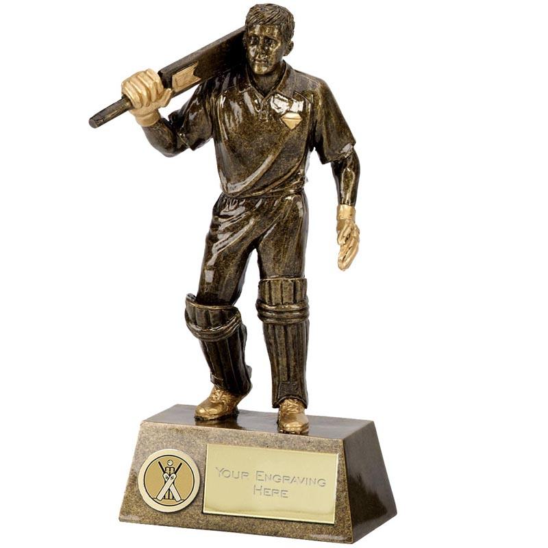 8 Inch Pinnacle Batsman Award