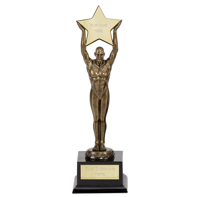 9 Inch Classic Achievement Award