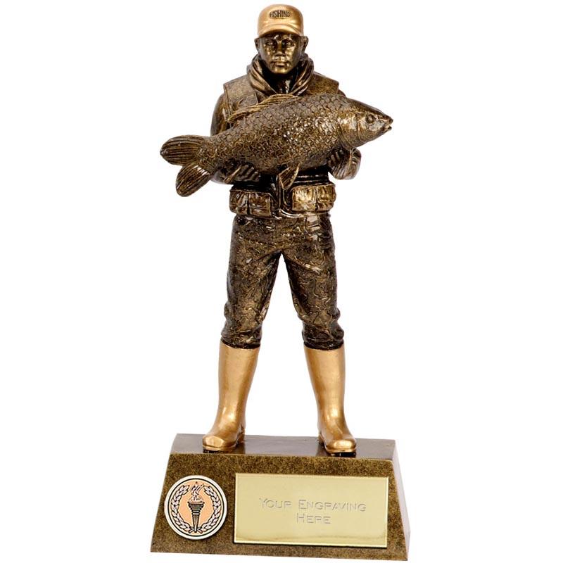 9 Inch Pinnacle Fisherman Award